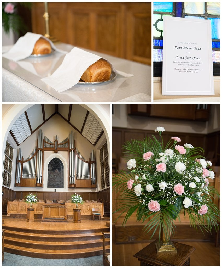 Shandon UMC wedding