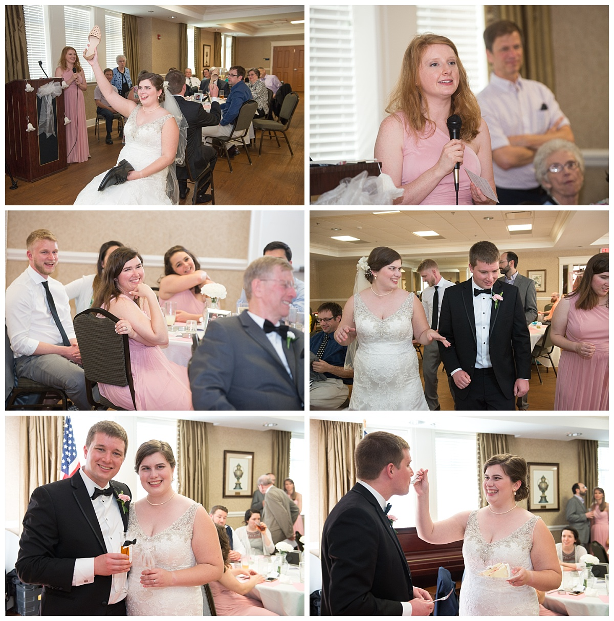 Columbia sc church wedding reception
