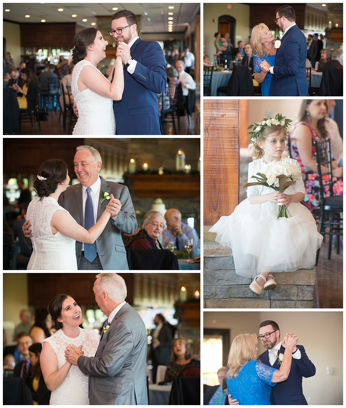 First dances at stone river