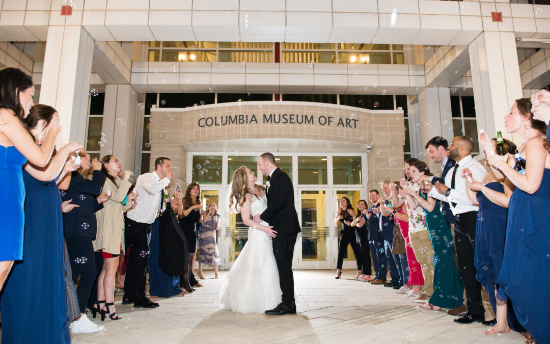 Haley & Michael – Columbia Museum of Art