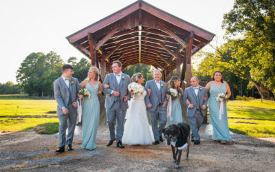 Michelle & Michael – Farm at Ridgeway Wedding