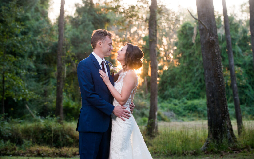 Taylor & Jake's Adam's Pond Wedding