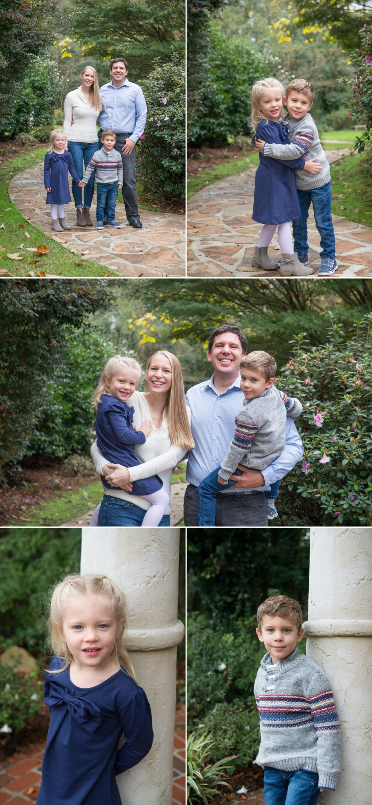 Family portraits in Columbia SC